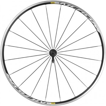 Mavic Aksium Clincher Wheelset - 2017  - Click to view a larger image