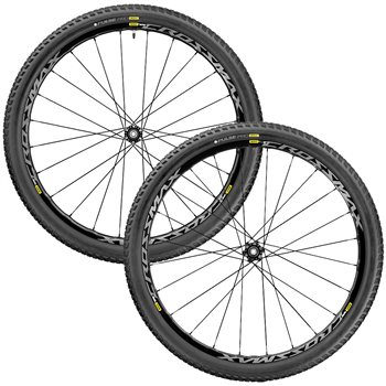Mavic Crossmax Elite 29er Wheelset   - Click to view a larger image