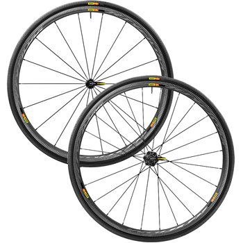 Mavic Ksyrium Pro Carbon SL Clincher Wheelset  - Click to view a larger image