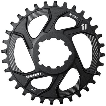 SRAM X-Sync Direct Mount Chainring  - Click to view a larger image