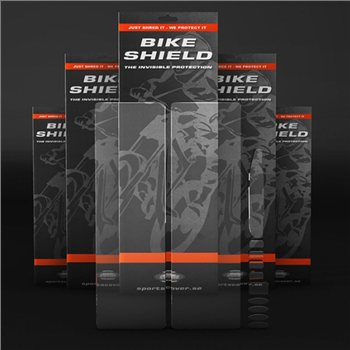 Bike Shield Full Pack Oversize  - Click to view a larger image