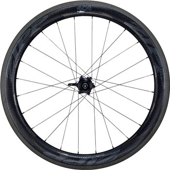 Zipp 404 NSW Carbon Clincher Wheel - Rear  - Click to view a larger image