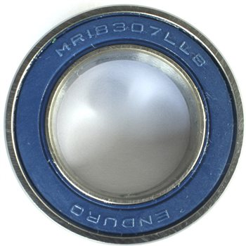 Enduro 18307 ABEC 3 Sealed Steel Bearing  - Click to view a larger image