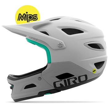 Giro Switchblade MIPs Dirt / MTB Full Face Helmet  - Click to view a larger image