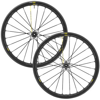 Mavic Ksyrium Pro UST Disc Centre Lock 12 x 142 Wheelset - 2018  - Click to view a larger image