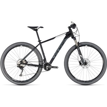 Cube Acid HardTail Black & White - 2018  - Click to view a larger image
