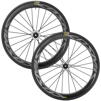 Mavic Cosmic Pro Carbon DCL 12 x 142 Disc Wheelset - 2017  - Click to view a larger image