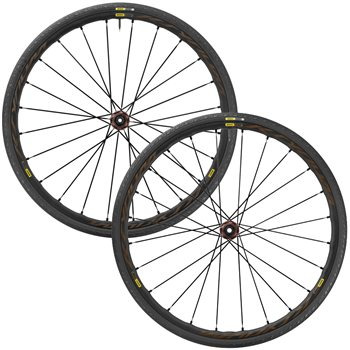 Mavic Ksyrium Elite Allroad Centre Lock Disc Wheelset 12 x 142 - 2017  - Click to view a larger image