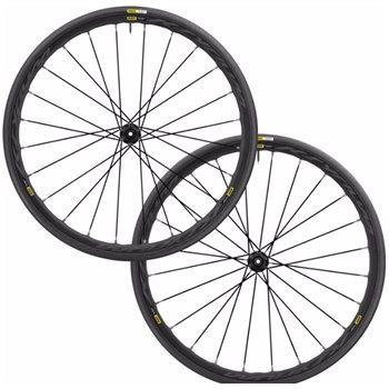 Mavic Ksyrium Elite UST Centre Lock Disc Wheelset  - 2018  - Click to view a larger image