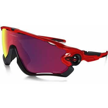 Oakley Jawbreaker Redline Prizm Road  - Click to view a larger image