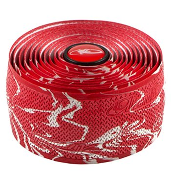 Lizard Skins DSP Bar Tape - 2.5mm - Red Camo  - Click to view a larger image