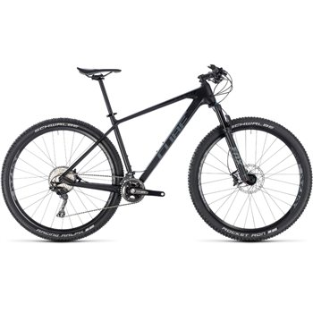 Cube Reaction C:62 Race Hardtail Carbon & Grey - 2018  - Click to view a larger image