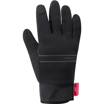Shimano Windstopper Insulated Cycling Glove  - Click to view a larger image
