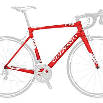 Colnago CRS Frameset - Red & White  - Click to view a larger image