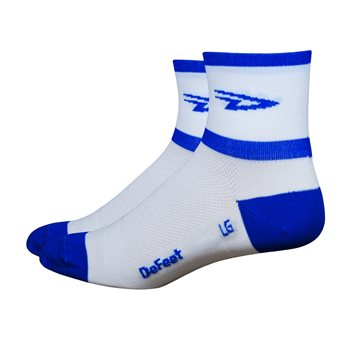 Defeet Aireator - D Team Sock - Blue  - Click to view a larger image