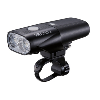 Cateye VOLT 1700 USB Rechargeable Front Light - 1700 Lumen  - Click to view a larger image