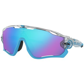 Oakley Jawbreaker Sapphire Fade / Prizm Polarized  - Click to view a larger image