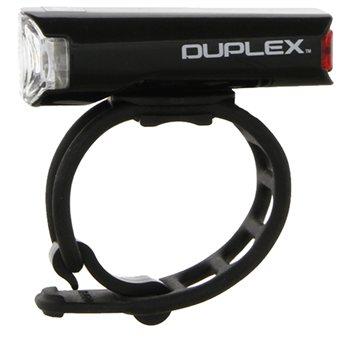 Cateye Volt Duplex Front / Rear Helmet Light  - Click to view a larger image
