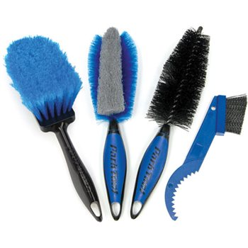 Park Tool BCB-4.2 Bike Cleaning Brush Set  - Click to view a larger image