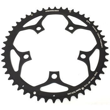 Stronglight CT2 110mm BCD Outer Chainring  - Click to view a larger image