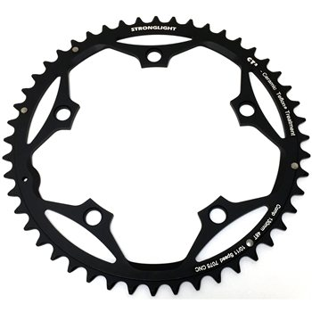 Stronglight CT2 130mm BCD Outer Chainring  - Click to view a larger image