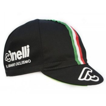 Cinelli Il Grande Ciclismo Cycling Cap  - Click to view a larger image