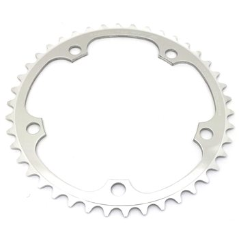 TA Vento 135 BCD Inner Chainring For Campagnolo 9 & 10 Speed Double - 135 BCD  - Click to view a larger image