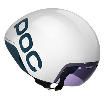 POC Cerebel Raceday Helmet  - Click to view a larger image