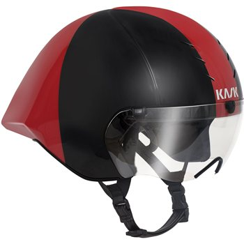 Kask Mistral Time Trial / Triathlon Cycling Aero Helmet  - Click to view a larger image