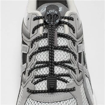 Lock Laces Elastic No-Tie Shoelaces  - Click to view a larger image