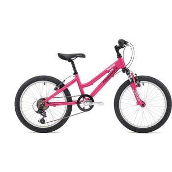 Ridgeback Harmony 20 Inch Wheel Girls Bike - Pink - 2019  - Click to view a larger image
