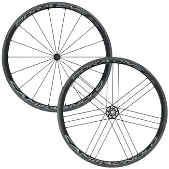 Campagnolo Bora One 35 Clincher Wheelset - Dark Label  - Click to view a larger image