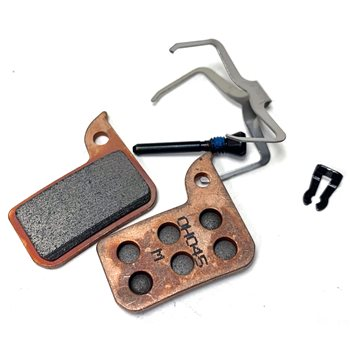 SRAM Level / HRD / Ultimate Sintered Disc Brake Pads  - Click to view a larger image