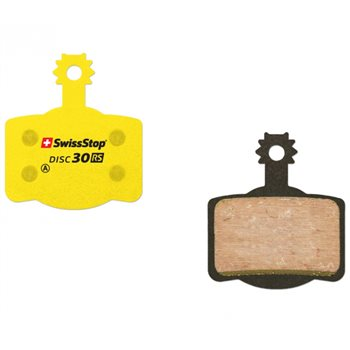 SwissStop Disc 30 RS Brake Pads For Magura MT2, MT4, MT6, MT8 & Campagnolo  - Click to view a larger image