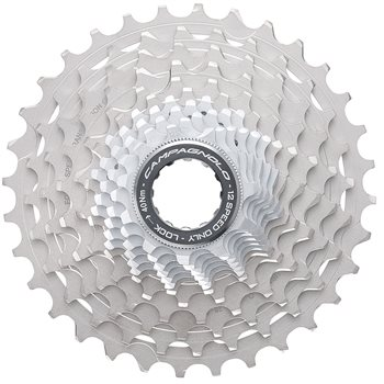 Campagnolo Super Record 12 Speed Cassette - 2019  - Click to view a larger image