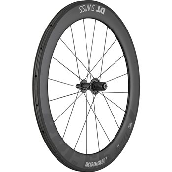 DT Swiss RRC65 Dicut Full Carbon Tubular Wheelset  - Click to view a larger image