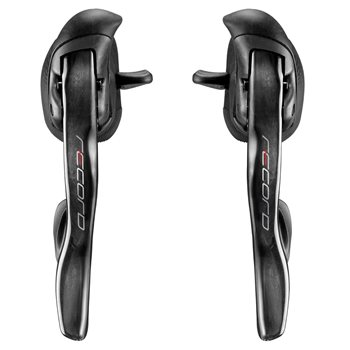 Campagnolo Record 12 Speed Ergopower Shift Levers - 2019  - Click to view a larger image