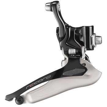Campagnolo Record 12 Speed Front Derailleur - 2019  - Click to view a larger image