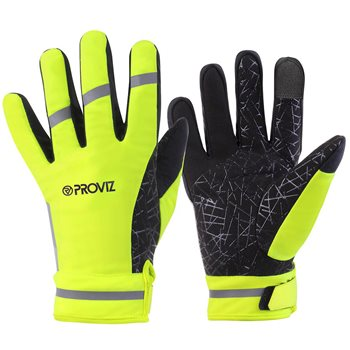 PROVIZ Classoc Waterproof Cycling Gloves  - Click to view a larger image