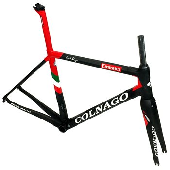 Colnago C64 Frameset  - UAE Team  - Click to view a larger image