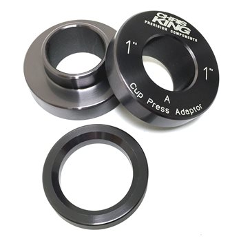 Chris King Press Fit Tool for 1 Inch Headset / 24mm Bottom Bracket  - Click to view a larger image