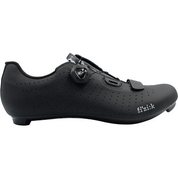 Fizik R5 Tempo Overcurve Road Cycling Shoes - Black  - Click to view a larger image