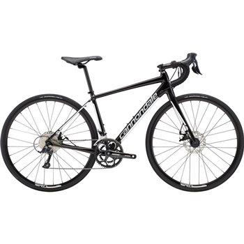 ff48055e7bd Cannondale Synapse Disc Womens Sora Road Bike - Black & White - 2019 -  Click to
