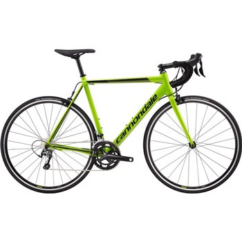 Cannondale CAAD Optimo Tiagra Road Bike - Green & Black - 2019  - Click to view a larger image