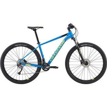 Cannondale Trail 6 2X 27.5 Mountain Bike - 2019  - Click to view a larger image