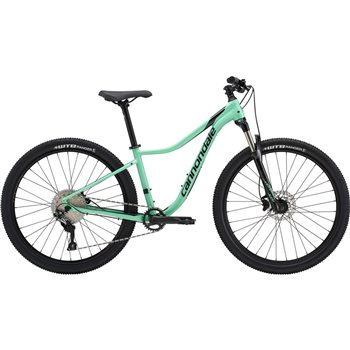Cannondale Trail Womens 1 1X 27.5 Mountain Bike - 2019  - Click to view a larger image