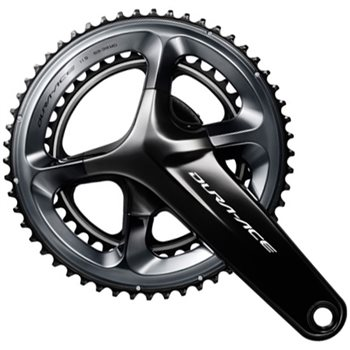 Shimano FC-R9100-P Dura-Ace Double Power Meter Crankset  - Click to view a larger image