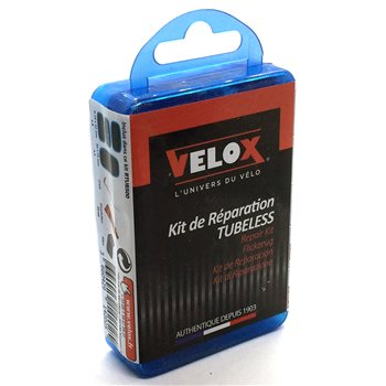 Velox Tubeless Repair Kit  - Click to view a larger image