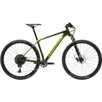 Cannondale F-Si Carbon 3 29 Mountain Bike - 2019  - Click to view a larger image