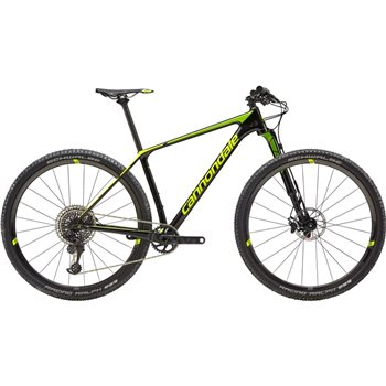 Cannondale F-Si Hi-Mod World Cup 29 Mountain Bike - 2019  - Click to view a larger image